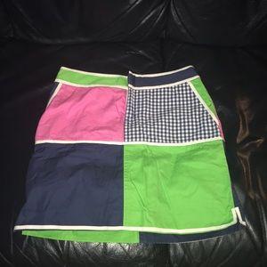 Lilly Pulitzer Mini Skirt Sz 0